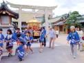 7月:夏祭り神幸祭